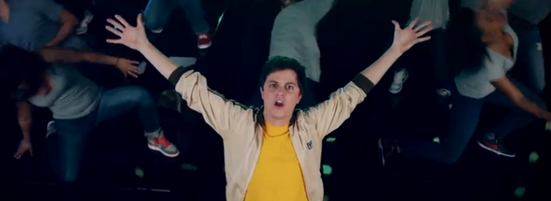 "Watsky from ""Moral of the Story"""