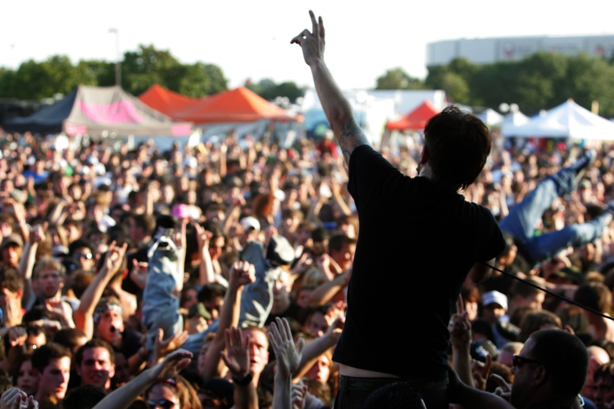 The Community of Warped Tour