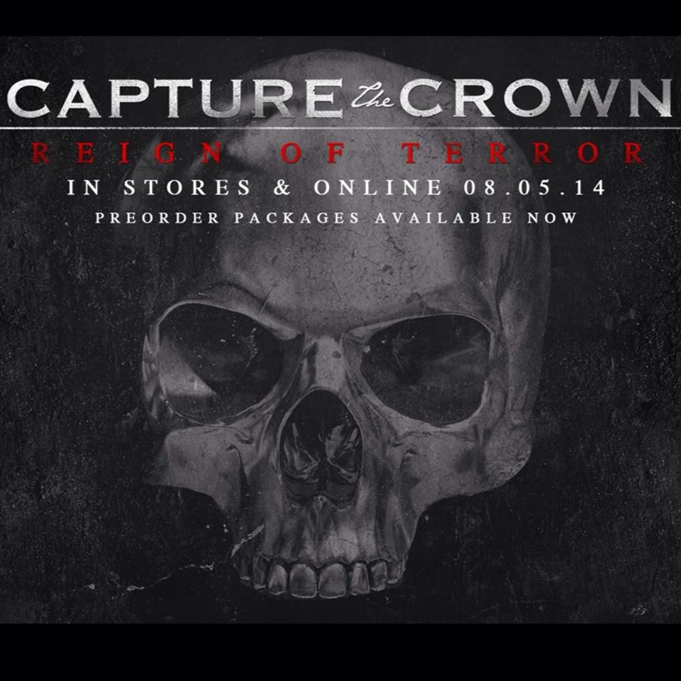 CD REVIEW: CAPTURE THE CROWN - Reign Of Terror | 100% ROCK ...