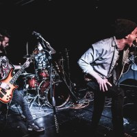 LIVE AT THE GARAGE | 1/15: Lie Like a Hero, Forty Feet Down, Forever in Grey, and Proagonist