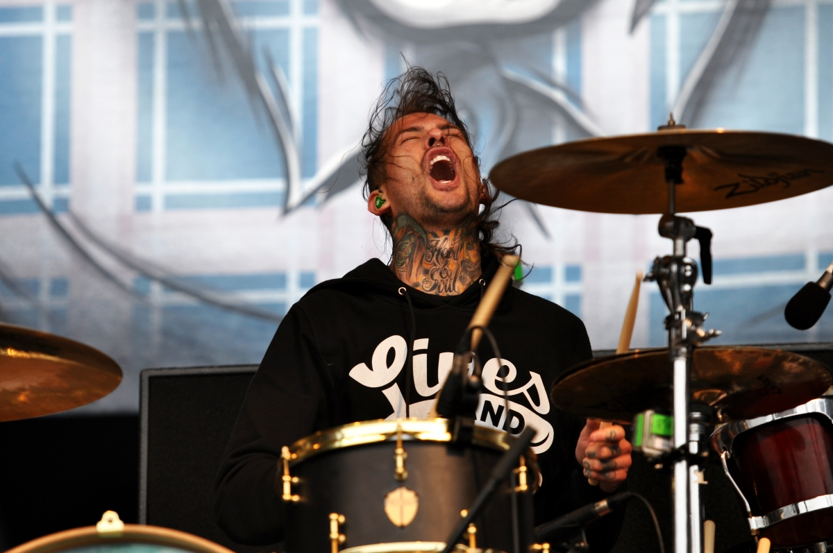 INTERVIEW | Pierce the Veil's Mike Fuentes