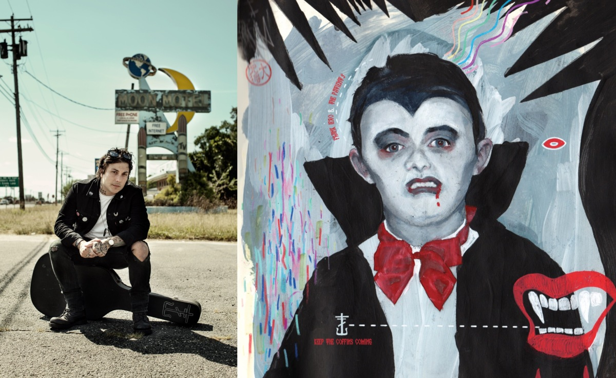 "REVIEW | Frank Iero and the Patience — ""Keep the Coffins Coming"""